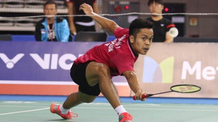 LIVE TVRI, Thailand Open 2021 Super 1000, 2 Wakil Indonesia Lanjut ke Babak Perempat Final