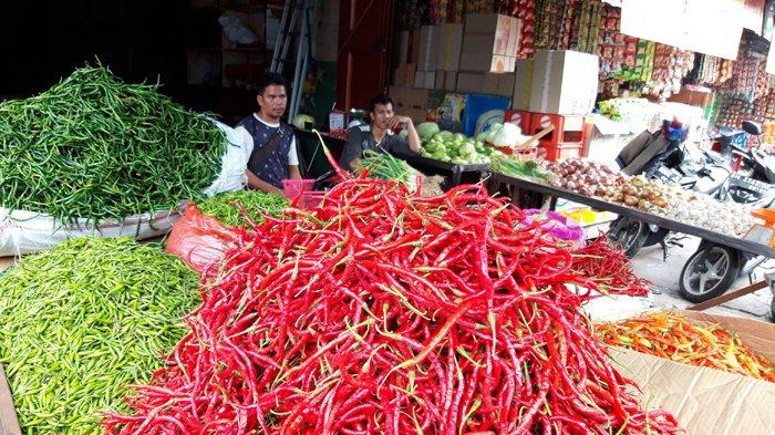 Harga Cabe di Inhu Tembus Rp 60 Ribu, Ayam Rp 32 Ribu Per Kg Jelang Natal dan Tahun Baru 2021