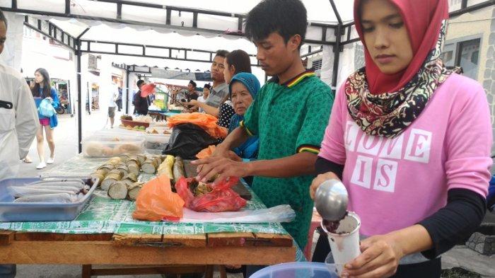 Gandeng Disperindag Inhu, BPJS Ketenagakerjaan Selenggarakan Pasar Ramadan