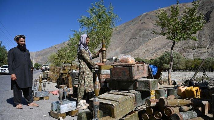 Ada Rudal Balistik Peninggalan Uni Soviet di Lembah Panjshir, Lokasi Perlawanan Pasukan Anti Taliban