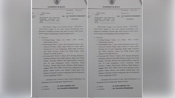 Ayat Cahyadi Cuti Kampanye, Tugas Walikota Diambil Alih Setdako
