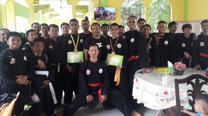 16 Atlet Silat Lintau IX Koto Riau Siap Bertanding di Festival Silat Nusantara se Indonesia