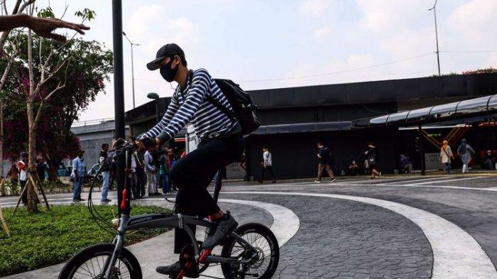 Di 5 Negara Ini Ada Insentif Bagi yang Bersepeda, Tapi di Indonesia Diisu Kena Pajak,Kemenhub Bantah