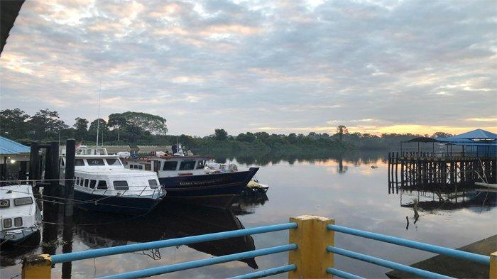 Nasib Pelabuhan Siak, Rute Internasionalnya Gagal Total dan Pelayanan Domestik Juga Tak Laku