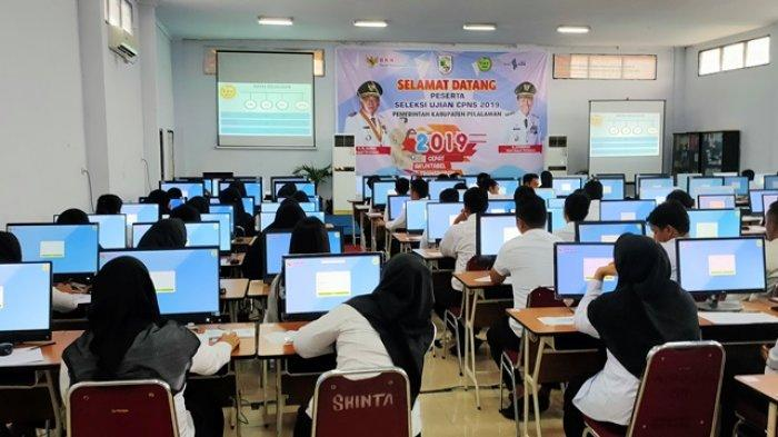 Peserta Tes SKD CPNS Pelalawan, Ini Sederet Aturan Wajib Dipatuhi, Syarat CPNS Riau di Masa Pandemi