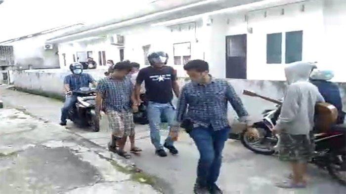 Hampir 2 Tahun Buron, Pelaku Jambret di Pekanbaru Tertangkap, Selama di Medan Alih Profesi Jadi Ini