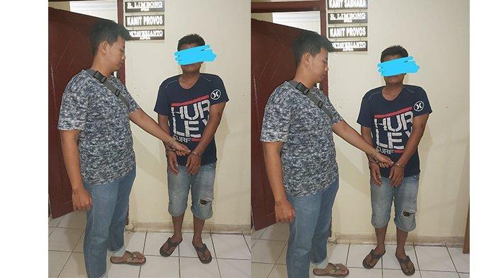 Bobol Toko HP Di Soekarno Hatta, Polisi Ikut Sita Tablet, Uang Tunai Hingga Sepeda Motor dari Pelaku