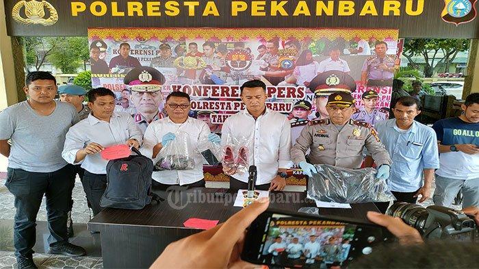 BREAKING NEWS: Pelaku Pembunuhan Ayu Safitri Ditangkap di Lahat Sumsel, Coba Kabur ke Jakarta