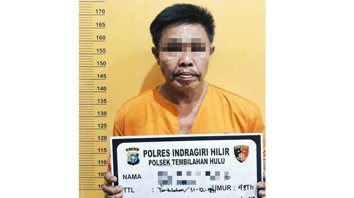 Gasak Kabel Listrik Sepanjang 152 Meter Milik Pemkab Inhil, Pria Paruh Baya Terancam Penjara 5 Tahun