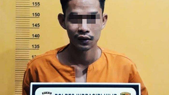 Habis Nusuk Pria di Inhil Langsung Kabur, Tak Sampai 24 Jam Polisi Temukan Tempat Persembunyian