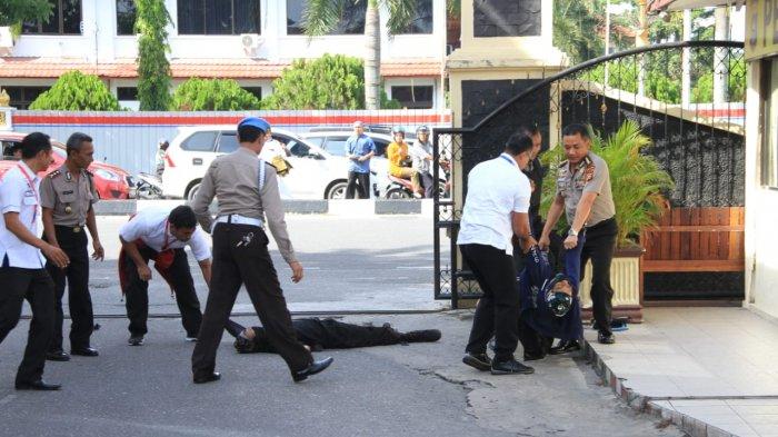 Terkuak Fakta Sosok Mursalin Pelaku Penyerangan Mapolda Riau, Berasal dari Keluarga Terhormat