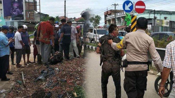 Pelaku Pembakar Istri Kritis, Derita Luka Bakar Parah, Jalani Perawatan Intensif di ICU RSUD Dumai