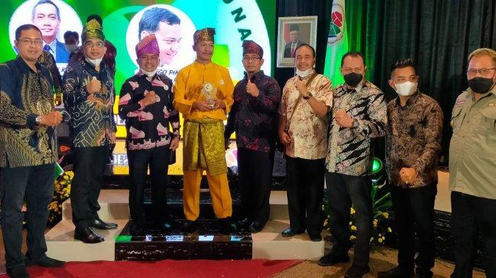 Ciptakan Mesin Peraut Lidi Kelapa Sawit,Pelalawan Raih Juara 2 Inovasi Teknologi Tepat Guna Nasional