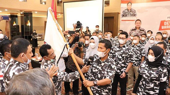 Kalah Pilkada Bengkalis,Ini Kesibukan Mantan Ketua DPRD Riau,Aktif di Politik dan Organisasi Pemuda