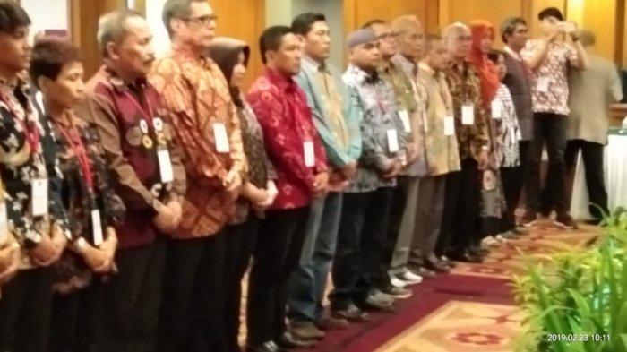 Gelar Audiensi dengan KONI Riau, Ini yang Disampaikan Pengurus Teras Cabor Porkemi Riau