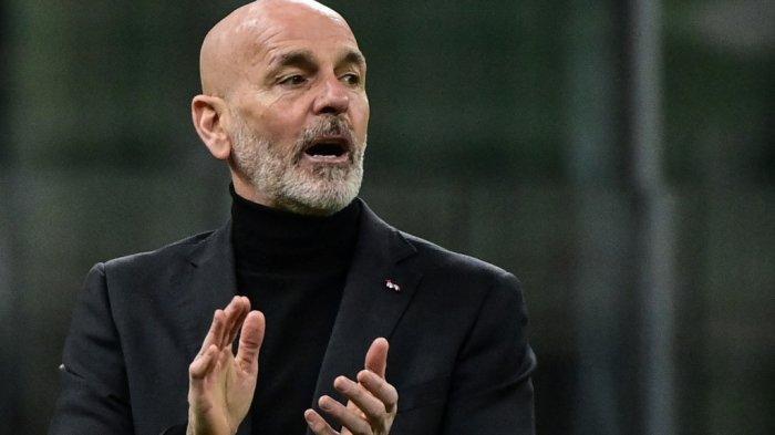 Live AC Milan vs Manchester United Dini Hari Nanti, Stefano Pioli Siapkan Skema Kemenangan