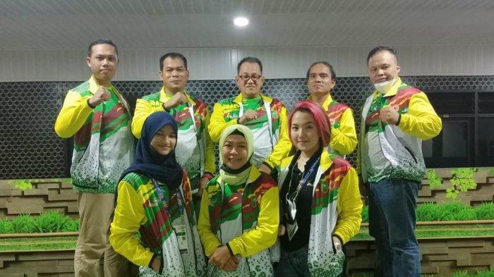 Atlet Menembak Riau Totok Raih Perunggu di PON Papua