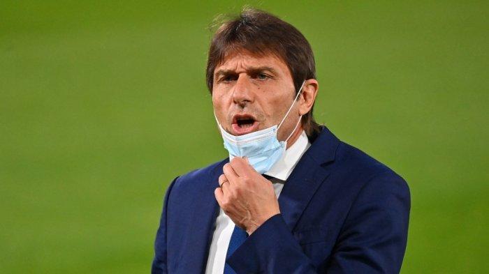 Antonio Conte Pertanyakan Keseriusan Steven Zhang Pertahankan Inter Milan Usai Liga Italia Musim Ini