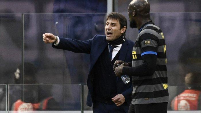 Nyaman dengan Conte, Lukaku Akan Tinggalkan Inter Milan Jika Conte Hengkang dari Liga Italia
