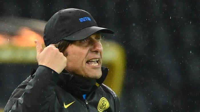 Liga Italia: Antonio Conte Batal Tukangi Tottenham Hotspur, Romelu Lukaku Aman di Inter Milan