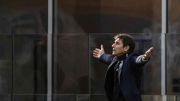 Liga Italia: Inter Milan Benar Soal Gaji Mahal Antonio Conte, Tottenham Hotspur pun Tak Sanggup