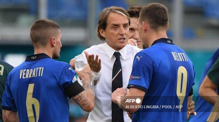 Semifinal EURO 2020, Inilah yang bikin Nyali Spanyol Ciut saat Bentrok dengan Italia