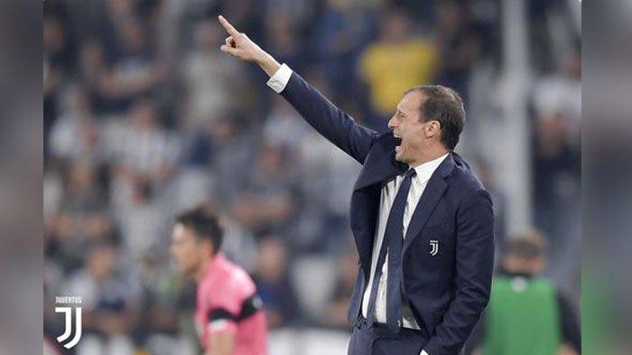 Pelatih Juventus Allegri