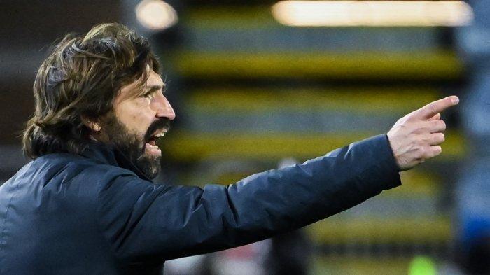 Andrea Pirlo Ngamuk, Juventus Beri Target Kemenangan Lima Pertandingan Tersisa di Liga Italia