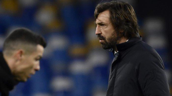 Jauh dari Persaingan Scudetto, Peluang Andrea Pirlo Kini di Copa Italia, Live Atalanta vs Juventus