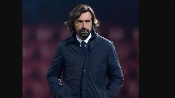 Pelatih Juventus Enggan Baca Berita, Pirlo: Saya Santai & Fokus