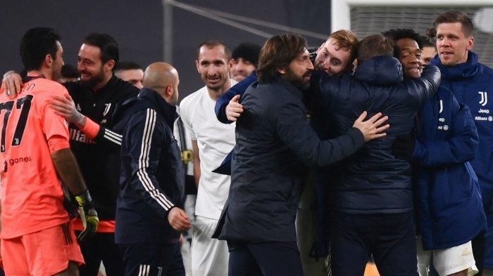 LIVE FC Porto vs Juventus: Link Streaming Liga Champions 16 Besar