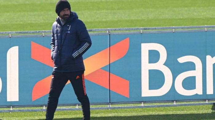 FC Porto vs Juventus, Babak 16 Besar Liga Champions, Andrea Pirlo Siapkan Strategi Khusus
