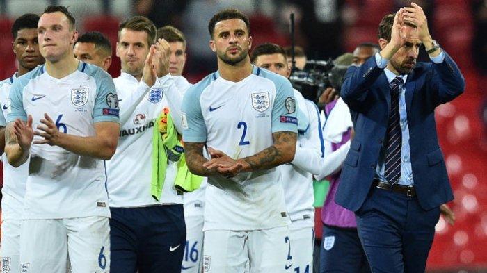 Jelang Inggris vs Kroasia; The Three Lions Pakai Kostum Pembawa Sial? Ini Faktaya
