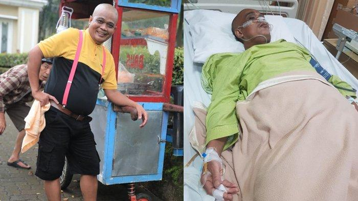 Pelawak Sapri Pantun Dikabarkan Sakit, Ruben Onsu Unggah Foto Dirawat di Ruang ICU