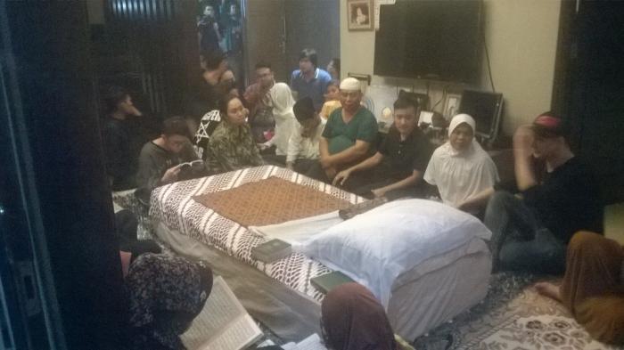 Jenazah Olga Syahputra Tiba Di Jakarta Tribun Pekanbaru