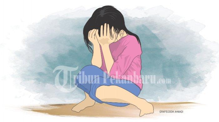 KASUS Kekerasan Seksual Terhadap Anak di Kota Pekanbaru Tinggi, Ini Data Lengkapnya Selama 2020