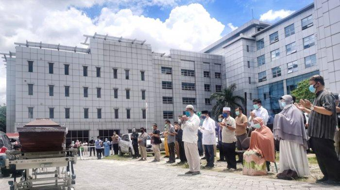 Satu Dokter RSD Madani Pekanbaru Meninggal Akibat Covid-19, Dinkes: Waspadai Potensi Penularan