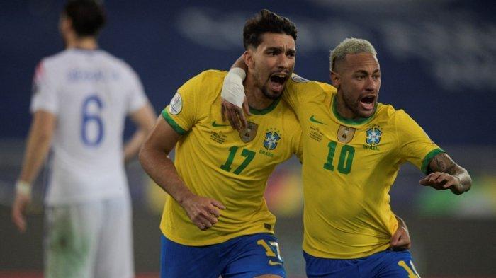 Live Argentina vs Brasil Final Copa Amerika 2021, Superclasico de las Americas