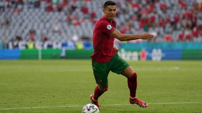 Ternyata Cristiano Ronaldo yang jadi 'Biang Kerok' Kekalahan Portugal dari Jerman di EURO 2020
