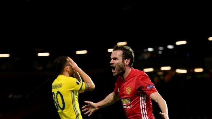 Liga Inggris: Manchester United Tekan Juan Mata, Potong Gaji Jika Masih Ingin Bermain untuk United