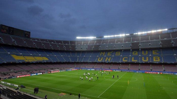 Babak 16 Liga Champions Dini Hari Nanti, Live Barcelona vs PSG, The Catalan Diuntungkan Sejarah