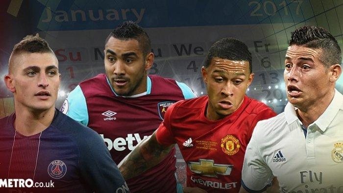 Bursa Transfer Liga Inggris Ditutup, Inilah Daftar Transfer Pemain Klub Liga Inggris Premier League