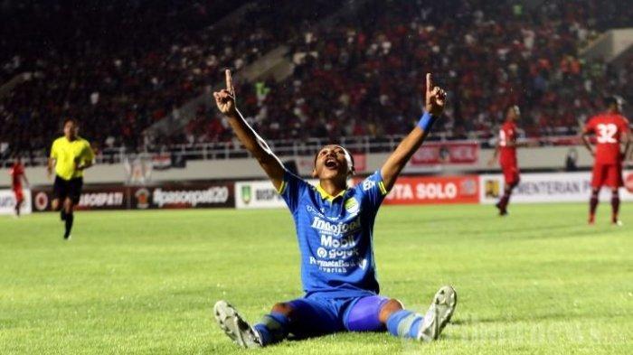 Siaran Langsung BRI Liga I, Ini Daftar Pemain Persib Bandung vs Barito Putera, Ada Nama Ezra Walian