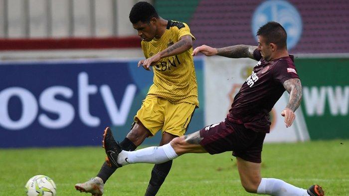 UPDATE Transfer Liga 1 2019: Bhayangkara FC Datangkan Bomber Asal Argentina