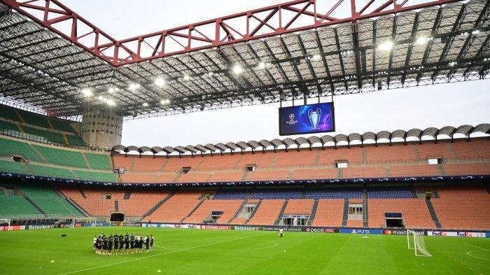 Liga Champions Live Inter Milan vs Real Madrid Dini Hari Nanti, Keduanya Sama-sama Belum Terkalahkan