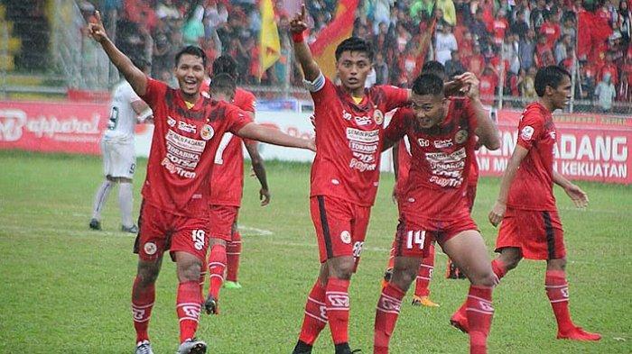 Promosi ke Liga 1 2019,Semen Padang Pertahankan 17 Pemain Lama, Kontrak 9 Pemain Tak Diperpanjang