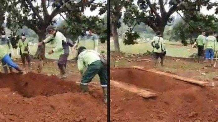 Korban Tewas Akibat Virus Corona Terus Bertambah, Seluruh Pemda Diminta Siapkan Lahan Kuburan