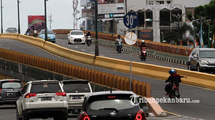 Motor Dilarang Melintasi Fly Over, Anggota DPRD Ini Sarankan Juga Tertibkan Jalur Lain
