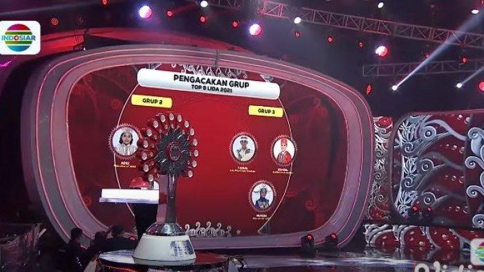 LIDA 2021 Malam Ini TOP 9 Grup 1, Ratna Kalsel, Meldha Jabar dan Sulis NTB, Ayo Vote