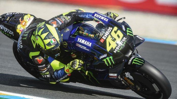 Jadwal MotoGP 2021, LIVE MotoGp Sirkuit Losail Qatar Marc Marquez Masih Cedera